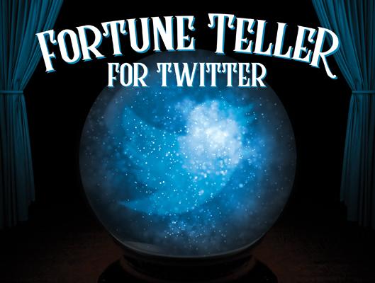 Fortune Teller for Twitter